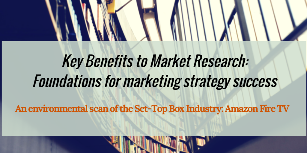 Primary market research benefits