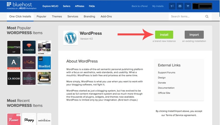 how to start a wordpress blog in minutes a stepbystep